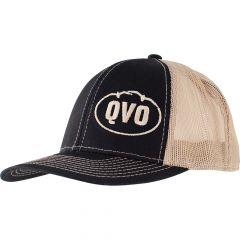 QVO-0213 : Casquette MBW Black Tan